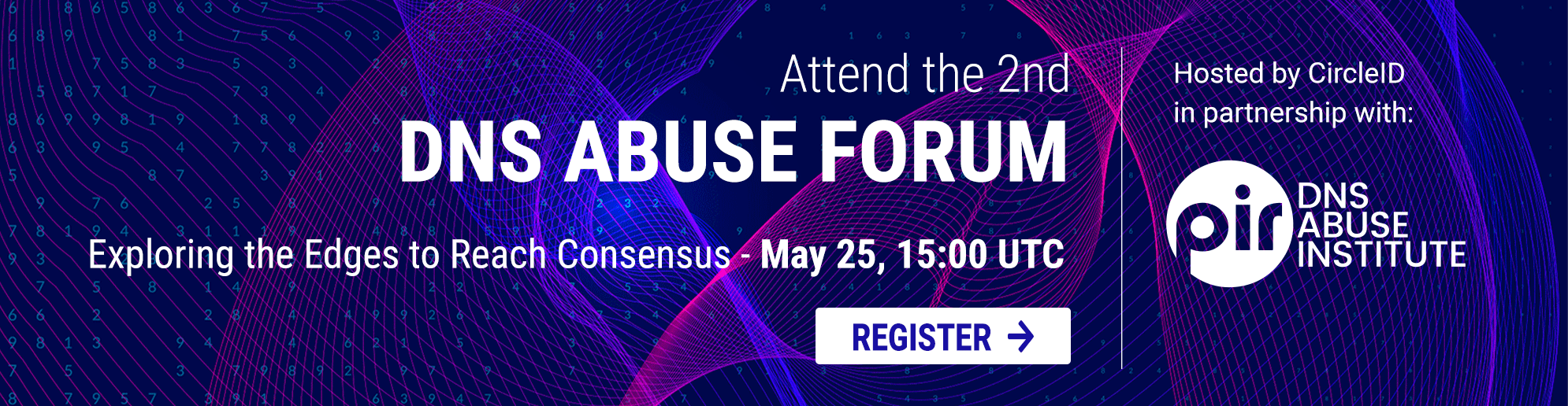 DNS Abuse Forum - May 25