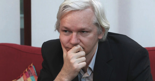 WikiLeaks: Ecuador Has Cut Off Assange's Internet Access