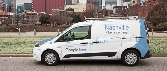 Google Fiber Pauses Operations Until Further Notice
