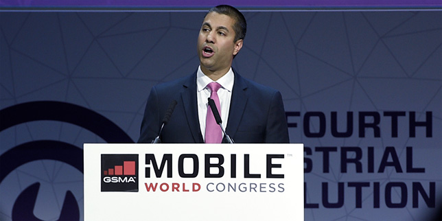 "FCC Chairman Ajit Pai: Net Neutrality ""A Mistake"", Planning on Much Lighter Style Regulation"