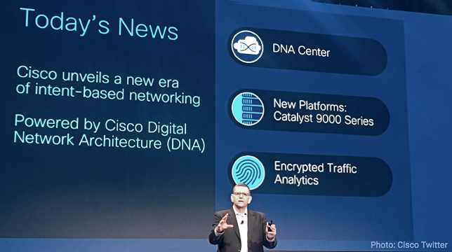 Cisco Introduces Intent-Based Network That Can Learn, Adapt and Mitigate Threats