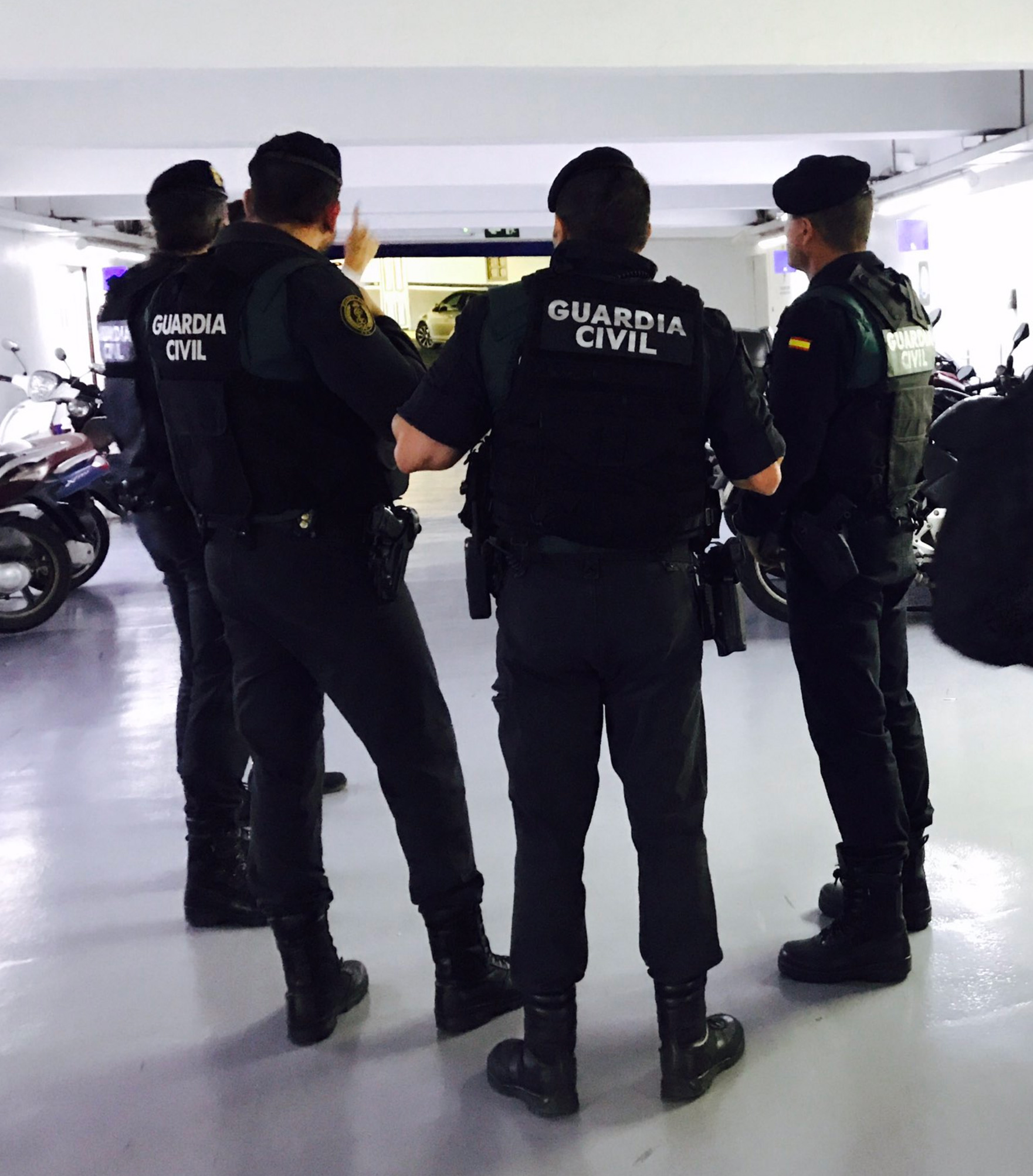 Spanish Police Raid the Offices of .cat gTLD Registry