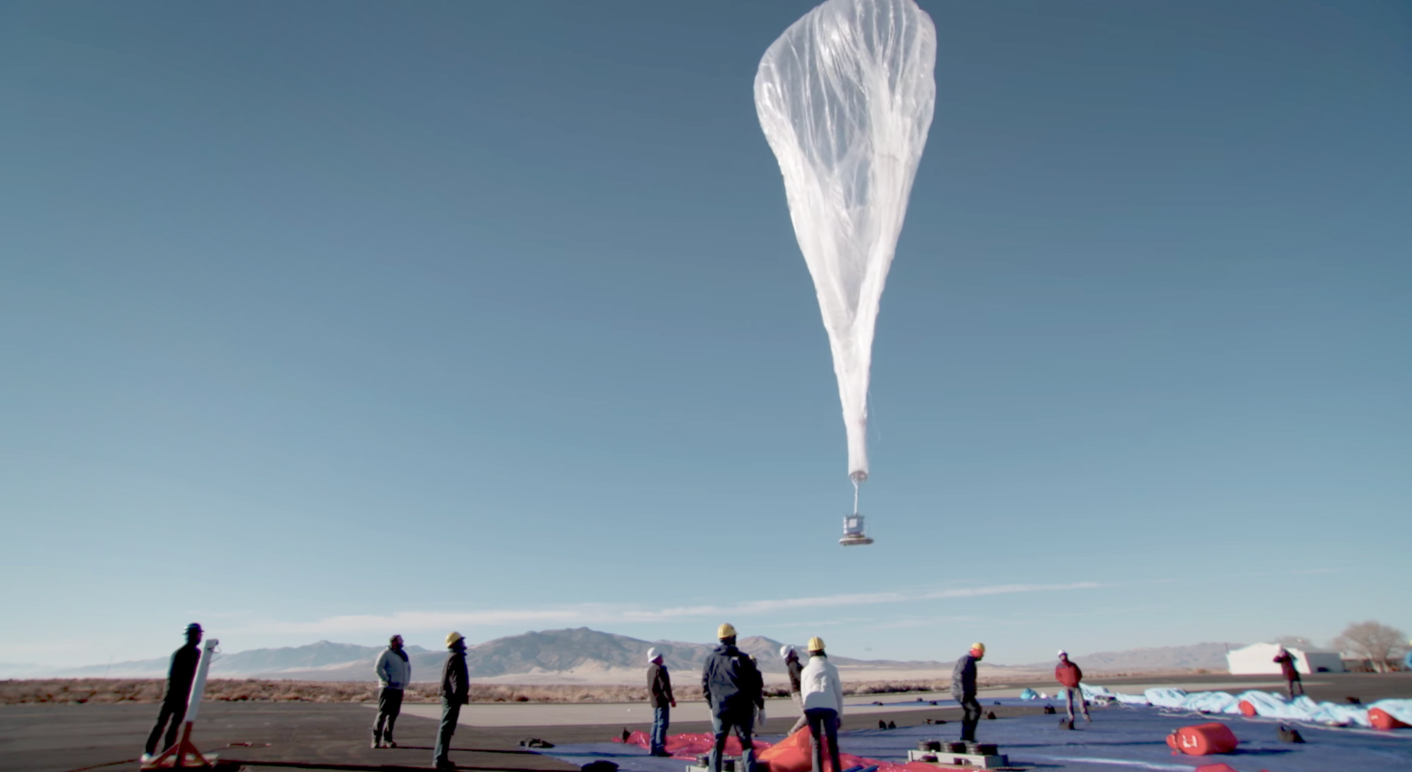 FCC Approves Google's Project Loon Balloons for Puerto Rico and the Virgin Islands
