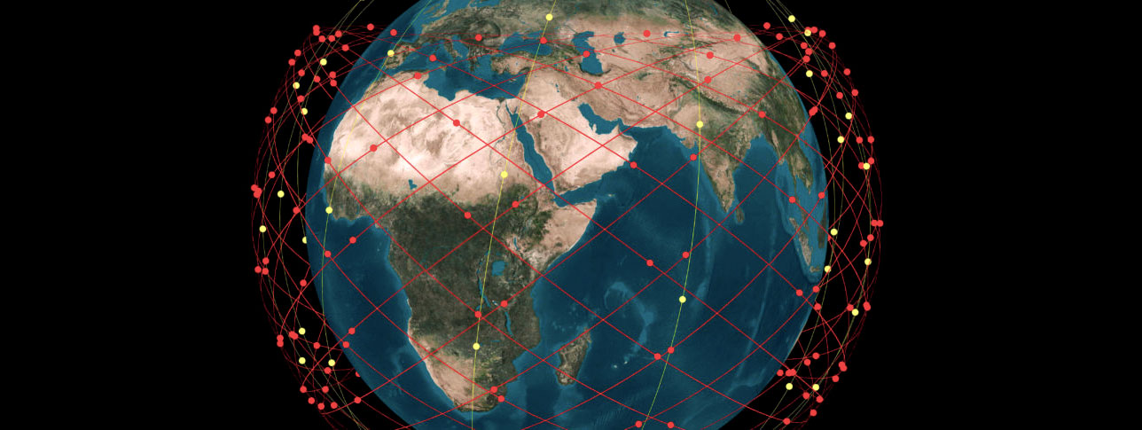 Telesat - a Fourth Satellite Internet Competitor