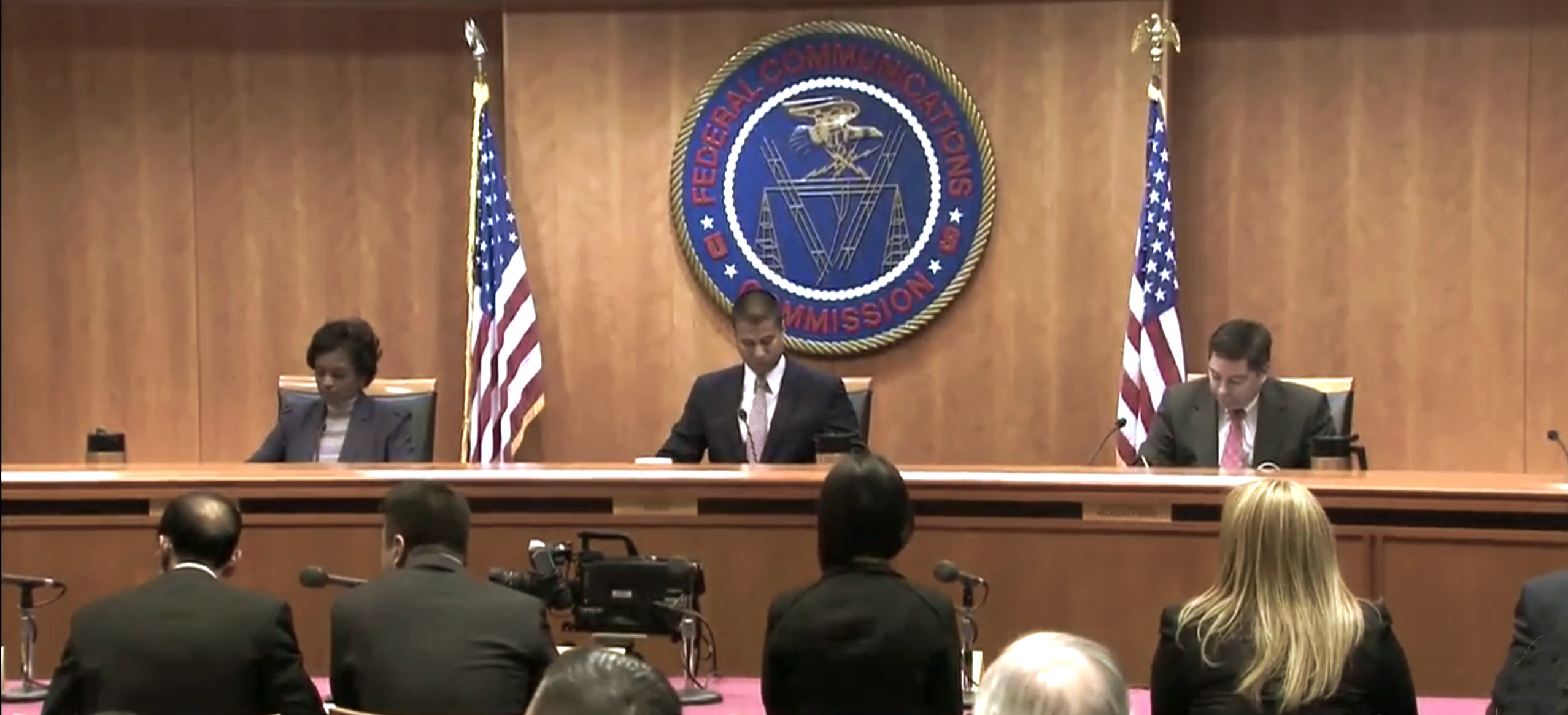 FCC Repeals Net Neutrality Rules in a 3-to-2 Vote
