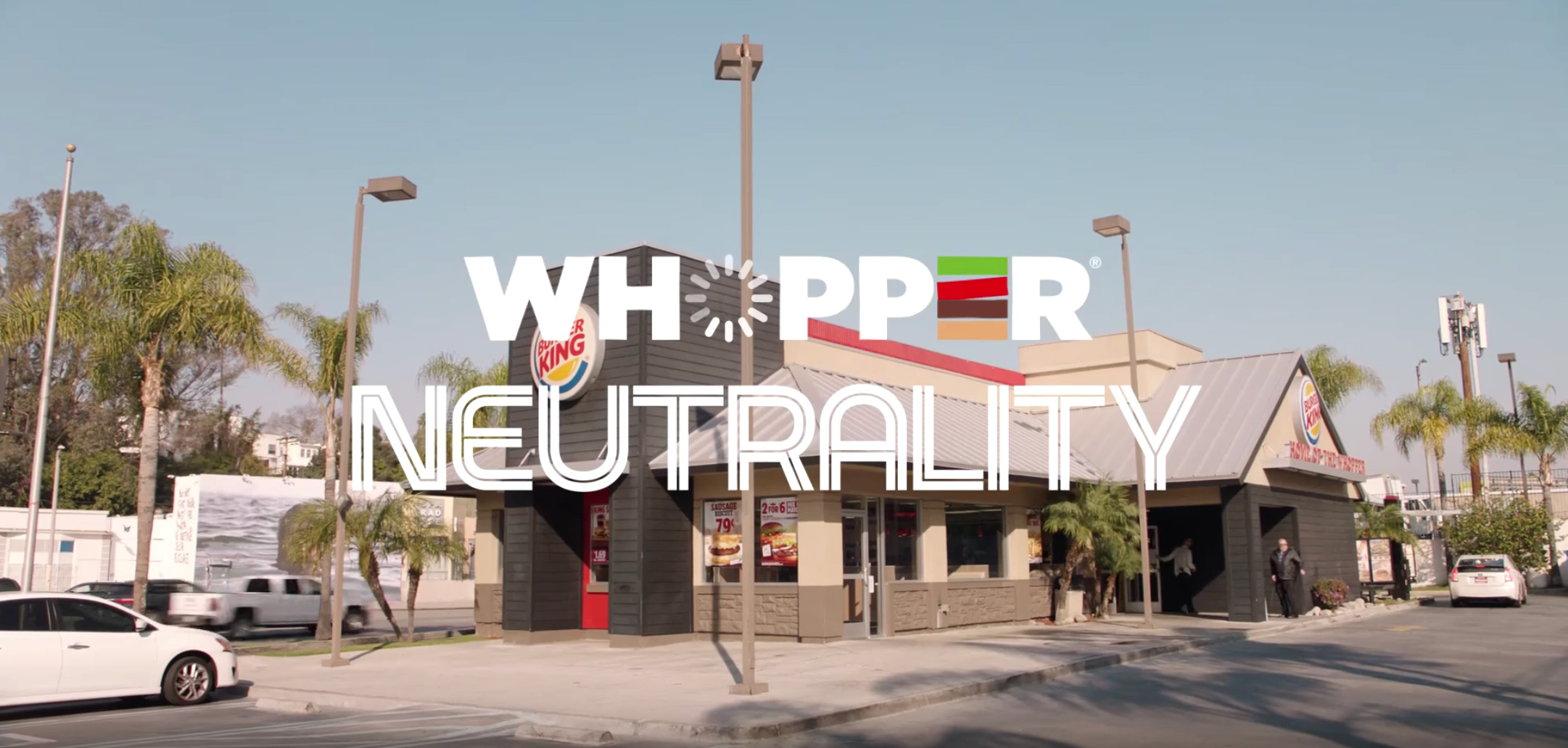 Burger King's New Ad Teaches Customers About Net Neutrality