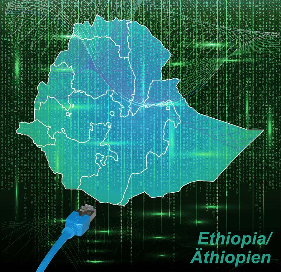 Ethiopia Has Officially Launched Its  ET Domain in Partnership With ZDNS