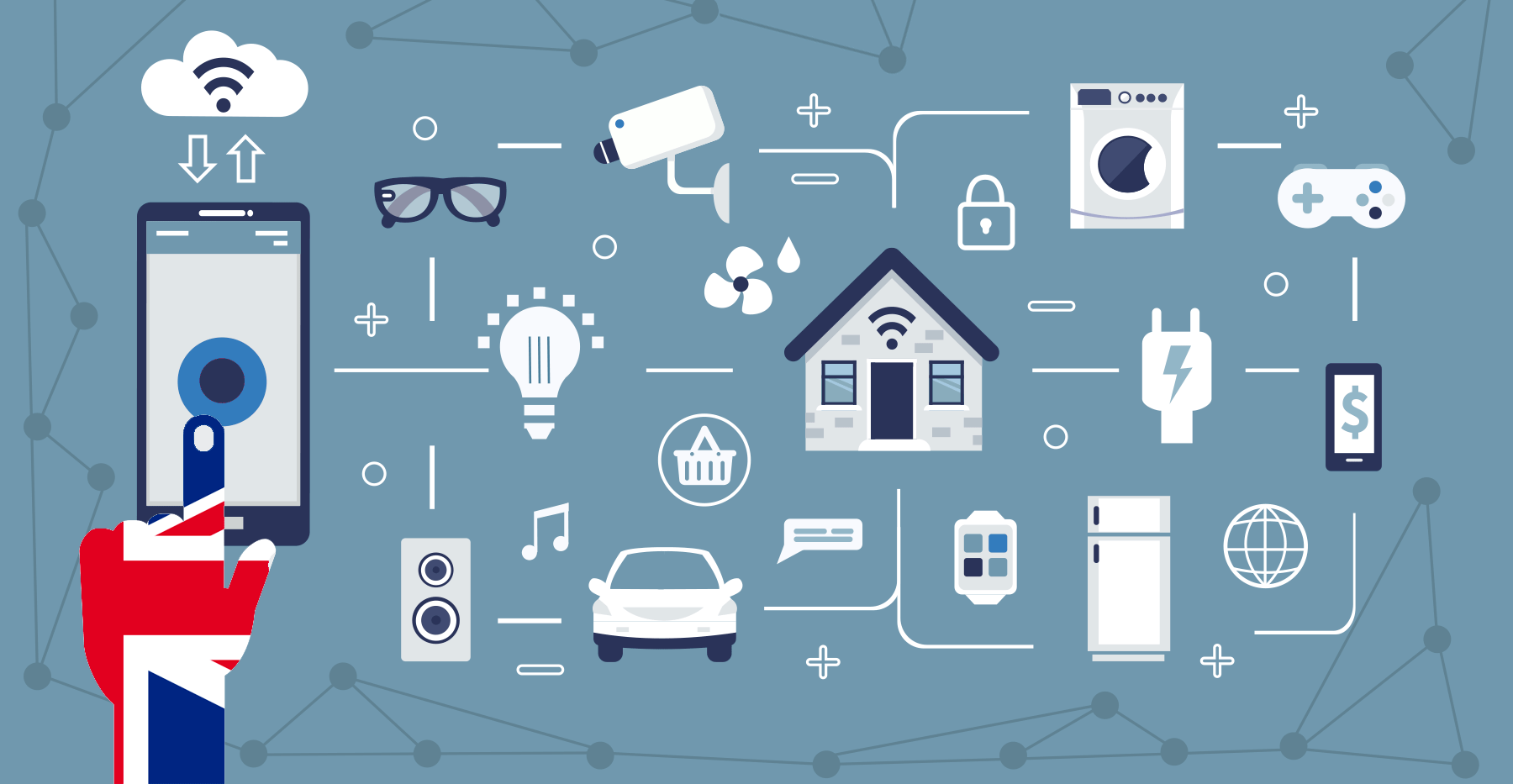UK Government Planning on New Laws for IoT Devices Including a Mandatory Security Labelling Scheme