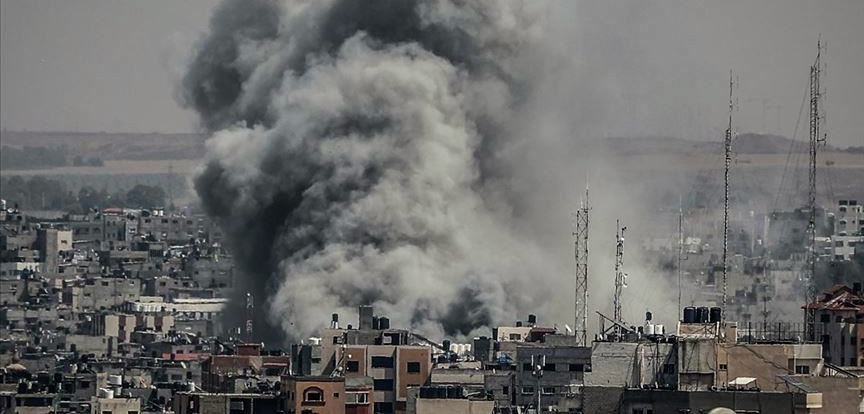 Israel's Airstrike on Hamas Hackers: First Real-Time Physical Retaliation Against Cyberattack