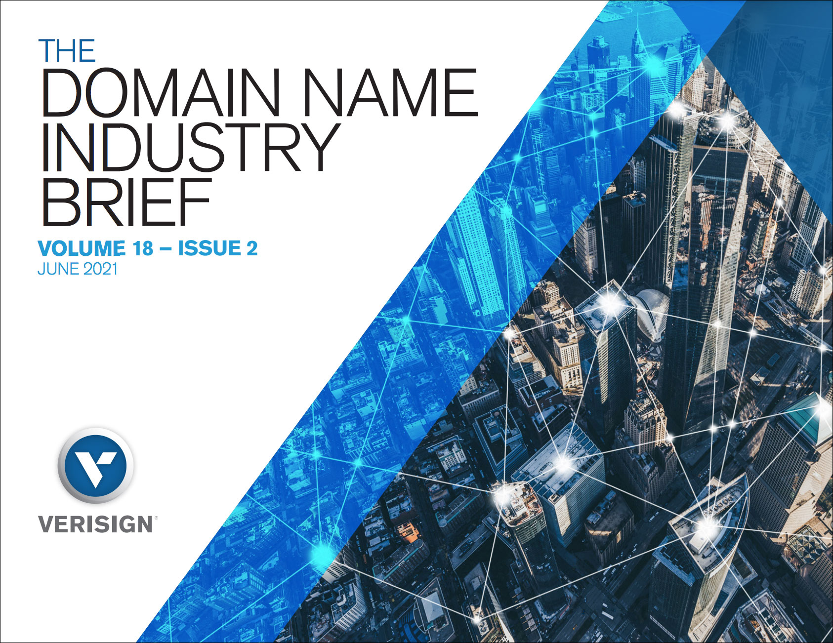 Verisign Q1 2021 Domain Name Industry Brief: 363.5 Million Domain Name Registrations in Q1 2021