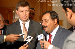 Egyptian Minister Demands ICANN to Become an Independent Organization