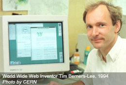 Celebrating 20 Years of the World Wide Web