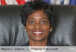 Obama to Name Mignon Clyburn as FCC Commissioner