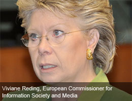 Digital Download Laws Force Users to Become Pirates, Says European Commissioner