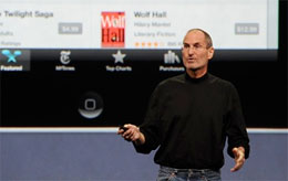 Steve Jobs: Apple is a Mobile Device Company