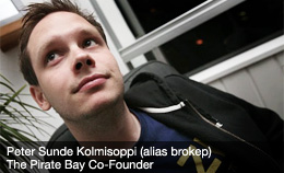 Pirate Bay Co-Founder Goes Public with Alternate P2P-Based DNS Project