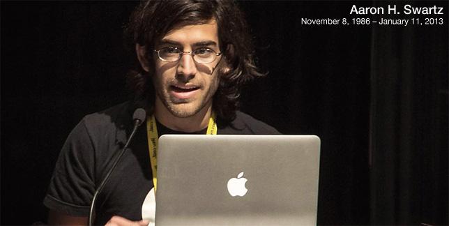 Digital Activist Aaron Swartz Found Dead