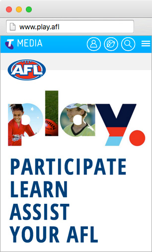 Australian Football League Kicks Off Sporting Code .Brands