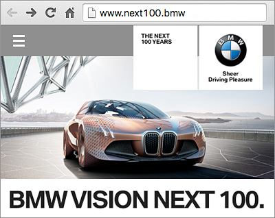 New Bmw Site Aligns Bmw Tld With The Company S Future