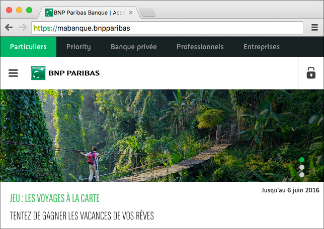 carte entreprise bnp paribas Financial Industry Quick to Embrace New Top Level Domains