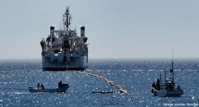 Google Begins Using New Undersea Cable Across Asia